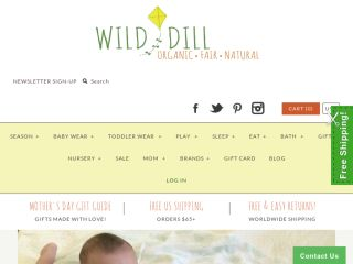 Shop at wilddill.com