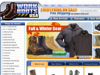 Shop at workbootsusa.com