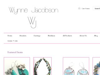Shop at wynnejacobson.com