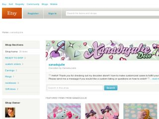 Shop at xanadujulie.etsy.com