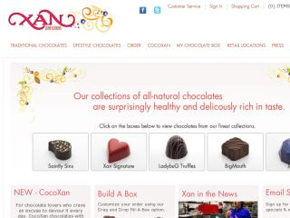 Shop at xanconfections.com