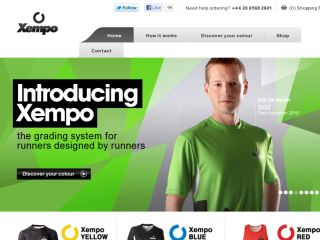 Shop at xempo.co.uk