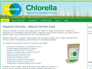 Shop at yaeyama-chlorella.co.uk