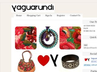 Shop at yaguarundi.com