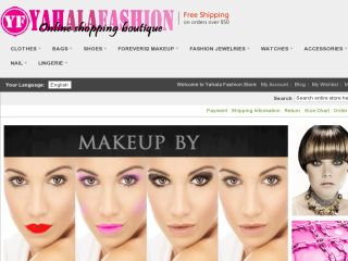 Shop at yahalafashion.com