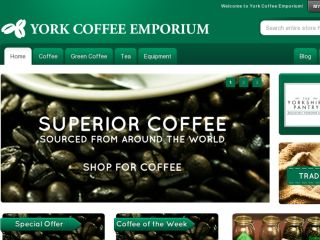 Shop at yorkcoffeeemporium.co.uk