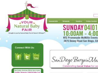 Shop at yournaturalbabyfair.com
