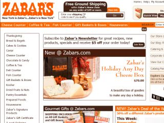 Shop at zabars.com