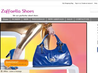Shop at zaffaellashoes.com