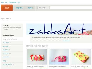 Shop at zakkaart.etsy.com