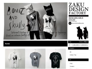 Shop at zakudesignfactory.bigcartel.com