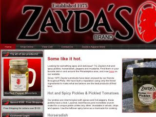 Shop at zaydasbrand.com