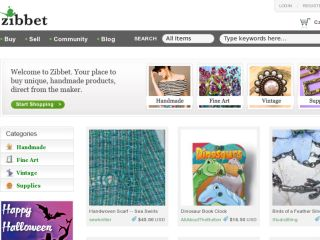 Shop at zibbet.com