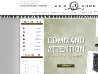 Shop at zooshoo.com