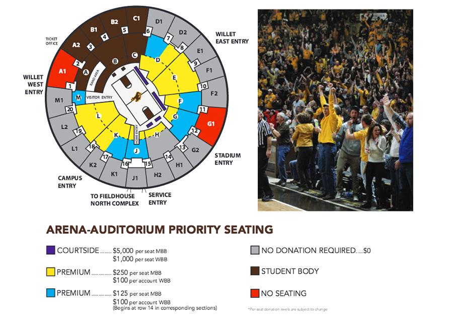 AA Premium Seating