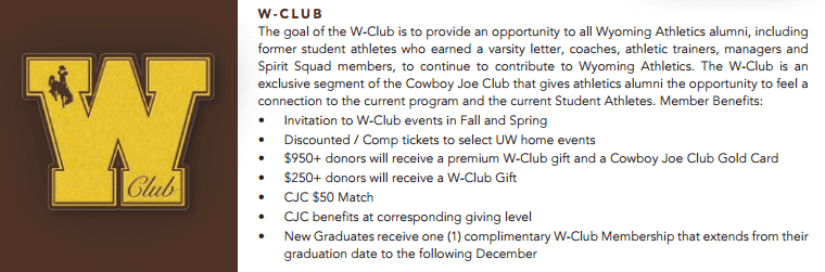 W-Club