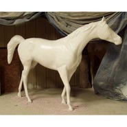 Horse - Thoroughbred Running | Fiberglass Animal