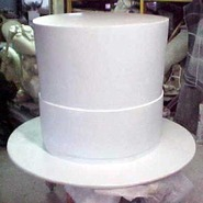 Hat – Large  & Table Top Stovepipe | Fiberglass Animal