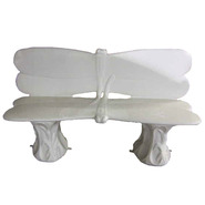 Dragonfly Bench | Fiberglass Animal