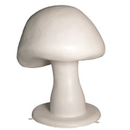 Mushroom on Base | Fiberglass Animal