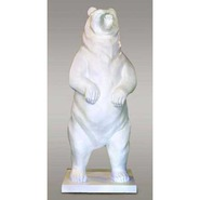 Bear - Brown - Large Upright | Fiberglass Animal