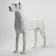 Dog - Great Dane | Fiberglass Animal