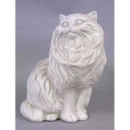 Cat - Table Top Fancy | Fiberglass Animal