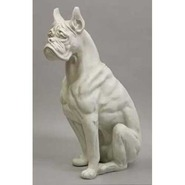 Dog - Boxer | Fiberglass Animal