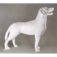 Dog - Labrador Retriever - Standing        | Fiberglass Animal