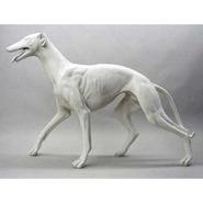 Dog - Greyhound - Walking | Fiberglass Animal