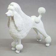 Dog - Poodle | Fiberglass Animal