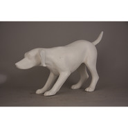 Dog - Playful Pup | Fiberglass Animal