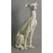 Dog - Whippet   Fiberglass Animal