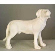 Dog - Standing Pup | Fiberglass Animal
