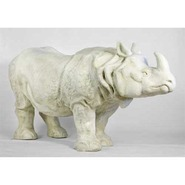 Rhinoceros | Fiberglass Animal