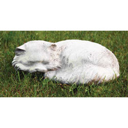 Cat - Table Top Sleeping | Fiberglass Animal