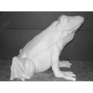 Frog - Large Leaping | Fiberglass Animal