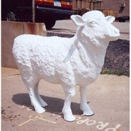 "Sheep - ""Dolly"" 