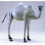 Camel - Small, Two Humps | Fiberglass Animal