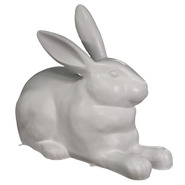 Rabbit - Giant Crouching | Fiberglass Animal