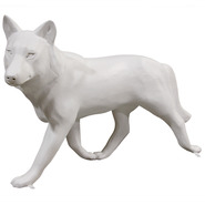 Wolf - Adult Trotting | Fiberglass Animal