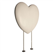 Heart - Midsize Puffy | Fiberglass Animal
