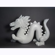 Chinese Dragon | Fiberglass Animal