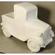 Kiddie Car - 1930's Pickup Truck  | Fiberglass Animal