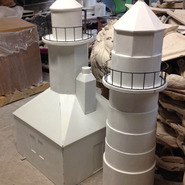 Lighthouses - Large  | Fiberglass Animal