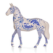Horse - Walking Mid sized  | Fiberglass Animal
