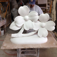 Dogwood Flowers | Fiberglass Animal