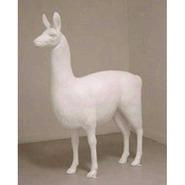 Llama - Adult | Fiberglass Animal