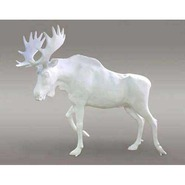 Moose - Large | Fiberglass Animal