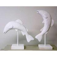 Fish - Trout - Souvenir Size Horizontal or Vertical | Fiberglass Animal
